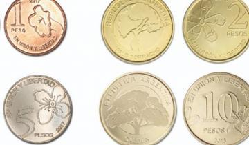 Imagen de Así son las nuevas monedas con imágenes de árboles que ya están en la calle