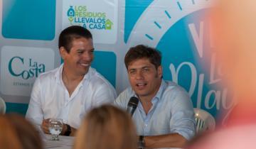 """Imagen de Cristian Cardozo lanzó la temporada en La Costa: """"El turismo es trabajo, desarrollo económico y progreso"""""""