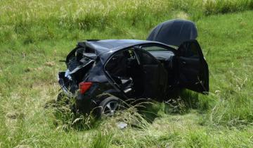 Imagen de Circulaba en rollers por la Ruta 226 y fue atropellada por un camión
