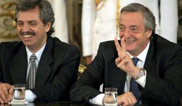 Imagen de Qué dijo el presidente Alberto Fernández al recordar el triunfo de Kirchner en 2003