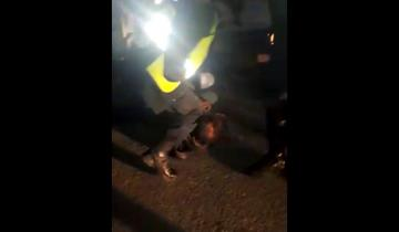 Imagen de Controles en La Costa: una persona se negó al alcoholemia y atropelló a dos inspectores y a un policía