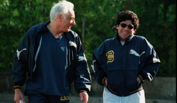 Imagen de Murió Maradona: el día que Diego visitó a Guillermo Coppola en la cárcel de Dolores