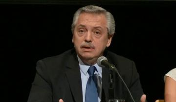 Imagen de Alberto Fernández reveló que prorrogará el presupuesto