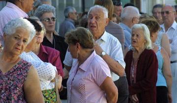 Imagen de Desde hoy empiezan a cobrar los jubilados