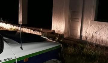 Imagen de Asalto nocturno en una quinta de Dolores