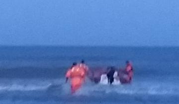 Imagen de Encontraron vivo a un kayakista que estaba desaparecido desde el domingo