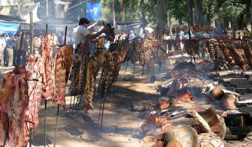 Imagen de Así se vive  la Fiesta Nacional del Ternero en Ayacucho