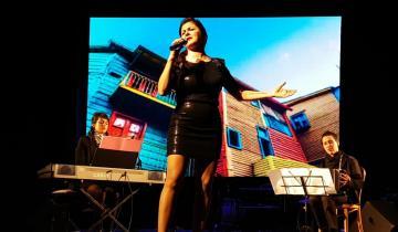 Imagen de La dolorense Rocío Baraglia realizará diferentes shows en Córdoba