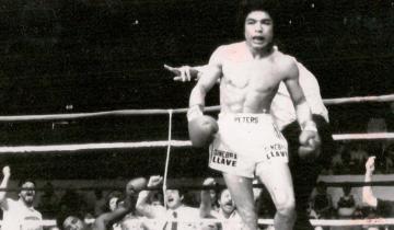 Imagen de Sergio Víctor Palma: el ex campeón mundial de boxeo murió por Covid en Mar del Plata