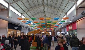 Imagen de Dolores: abrió hoy el centro comercial del Parque Termal