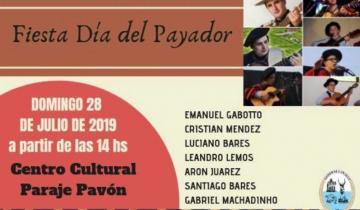 Imagen de Cómo será la 4ª Fiesta del Payador que organiza General Lavalle