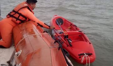 Imagen de Pinamar: un kayak vacío en el mar puso en vilo a Prefectura