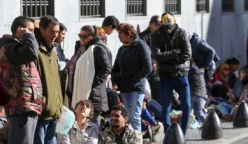 Imagen de Indec: la desocupación trepó al 10,4% en marzo tras el inicio de la cuarentena
