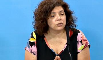 Imagen de Vacunación Vip: quién es Carla Vizzotti la reemplazante de Ginés González García en el Ministerio de Salud