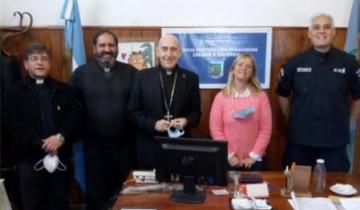 Imagen de Dolores: designaron un nuevo capellán en la Unidad Penitenciaria N° 6
