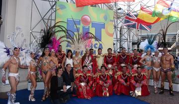 Imagen de Así será la 2ª edición del Carnaval del Sol de Dolores, en febrero