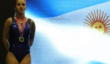 Imagen de Quién es la atleta costera que se erigió campeona sudamericana en Colombia