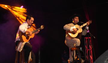 Imagen de Fiesta Nacional de la Guitarra: se llevó a cabo la segunda noche de artistas locales y regionales