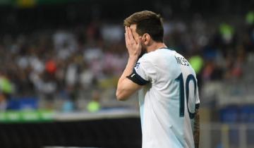 Imagen de Pobre empate ante Paraguay en la Copa América: las cuentas para que la Selección pase a cuartos
