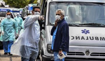 Imagen de Coronavirus en Mar del Plata: 18 trabajadores de la salud entre los 44 casos sospechosos