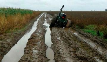 Imagen de La Provincia: el 71% de la red de caminos rurales se encuentra en mal estado