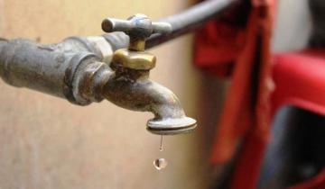 Imagen de Restablecen el servicio de agua en Dolores