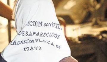Imagen de Madres de Plaza de Mayo estarán hoy en Castelli