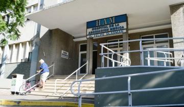 Imagen de Detectan 10 casos de coronavirus entre el personal de un hospital de Bahía Blanca