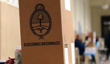 Imagen de Elecciones generales: podrán participar 6 de las 10 fórmulas presidenciales habilitadas