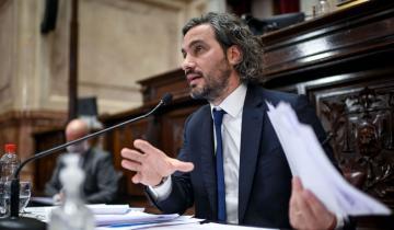 """Imagen de Santiago Cafiero: """"la industria funciona mejor que con Macri"""""""