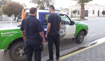 Imagen de General Lavalle: detienen a un hombre con pedido de captura
