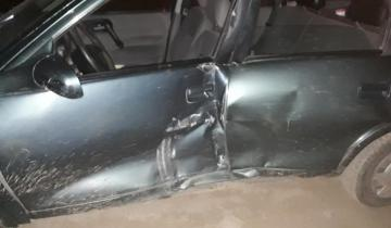 Imagen de Accidente de tránsito deja el saldo de un automovilista herido