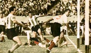 Imagen de Por qué el 14 de mayo se celebra el Día del Futbolista Argentino