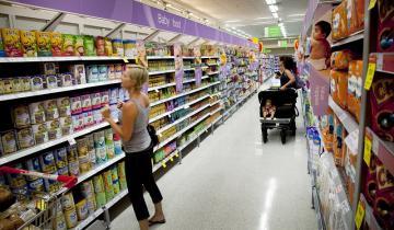 Imagen de Por sexto mes consecutivo, caen las ventas en supermercados y shoppings