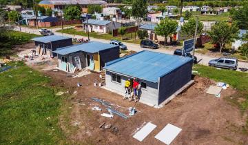 Imagen de Dolores: mañana se entregan las 3 primeras casas del Plan de Viviendas