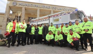 Imagen de Qué vehículos todo terreno sumó la Municipalidad de La Costa para Defensa Civil