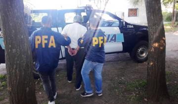 Imagen de Lezama: detienen a un hombre acusado de grooming