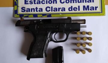 Imagen de Portaba un arma mientras discutía con su ex mujer en Santa Clara: fue detenido