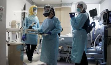 Imagen de Coronavirus en Argentina: hubo 228 muertes y se superaron las 39.000 personas fallecidas