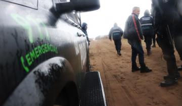Imagen de La Costa: una persona intentó volver al terreno usurpado y fue aprehendida