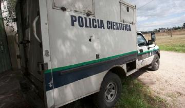 Imagen de Niños hallan a una mujer asesinada en un descampado cercano a la Ruta 88