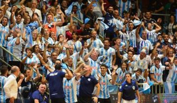 Imagen de La Argentina le ganó a Brasil y es campeón mundial de Futsal