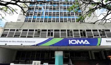 Imagen de La Provincia: la obra social IOMA denunció a 12 médicos por presuntas sobrefacturaciones
