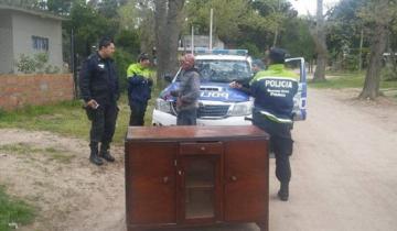 Imagen de Los atrapan mientras desvalijaban una casa en Villa Gesell