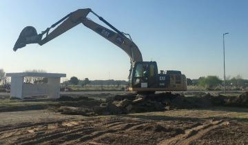 Imagen de Apuran los trabajos para llegar a inaugurar al menos un tramo de la Autovía La Costa-Tordillo