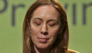 Imagen de Qué piensa hacer María Eugenia Vidal desde el llano