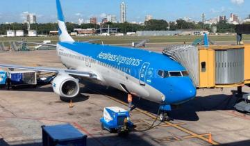 Imagen de El Hot Sale de Aerolíneas: descuentos y 12 cuotas sin interés para iniciar la reactivación