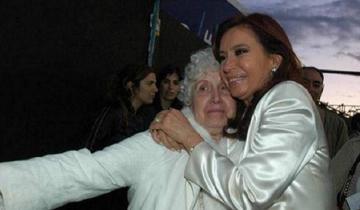 Imagen de Quién fue Ofelia Wilhelm, la mamá de Cristina que murió esta tarde en La Plata