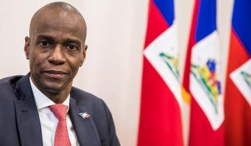 Imagen de Haití: el presidente Jovenel Moïse fue asesinado en su casa