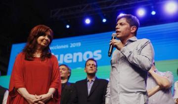 """Imagen de Duro discurso de Kicillof: """"Estamos ante tierra arrasada"""""""